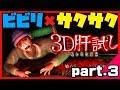 【ホラーゲーム】3D肝試し実況プレイで大絶叫!part3