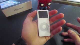 How To Replace Your Old iPod Nano 1st Generation For NEW iPod | Apple Program | Robles Junior HD