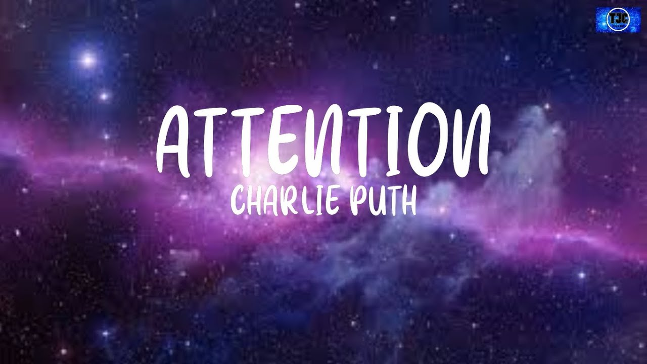 Attention-Charlie Puth (Lyrics) - YouTube