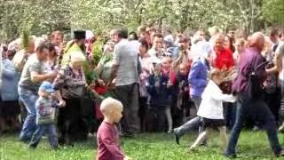 Хмельницький: Вербна неділя 2013