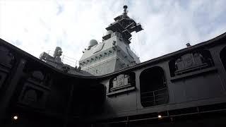 護衛艦かが カレーフェスタ2018 thumbnail
