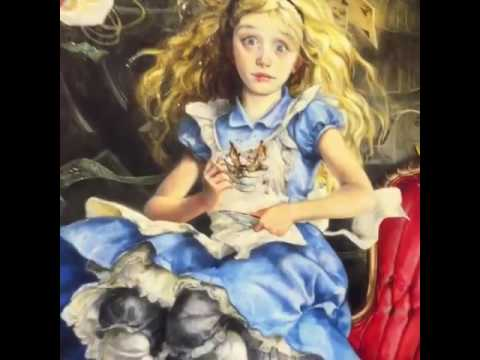 heather theurer we re all mad here alice in wonderland disney