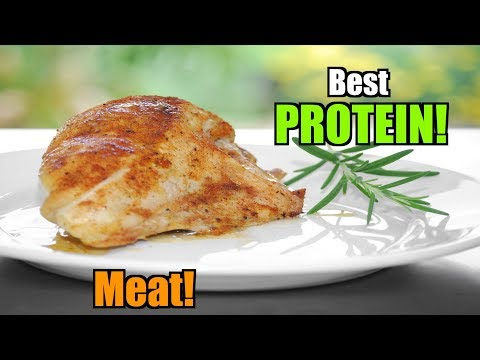 The Best Meat Protein Sources | Lean Meats!
