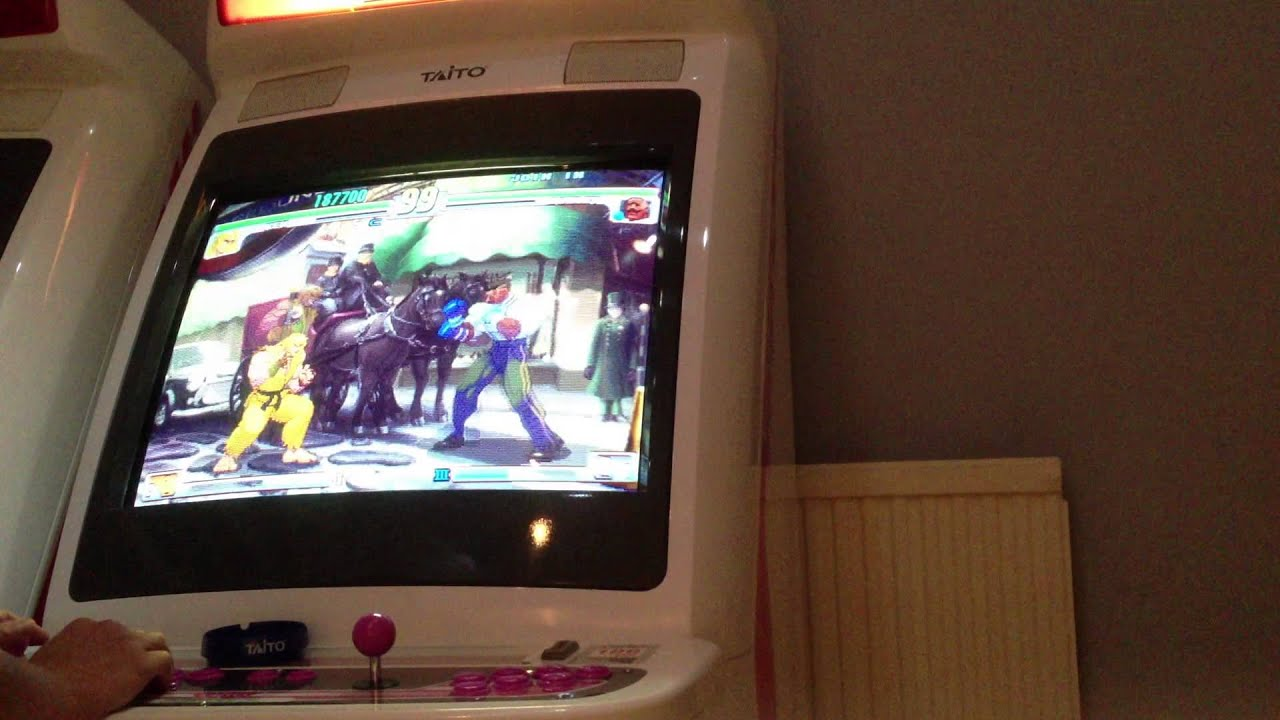 Street Fighter 3: Third Strike CPS3 Hardware - YouTube