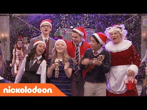 'Jingle Bells' 🔔  w/ the School of Rock Cast | School of Rock | Nick