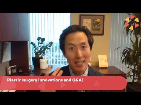 New Innovations In Plastic Surgery And Q&A! - Dr. Anthony Youn