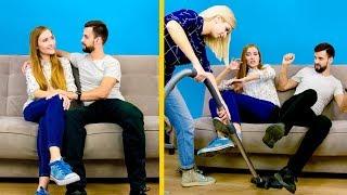 Crecer Con Hermanos / ¡15 Trucos! Rivalidad Fraternal