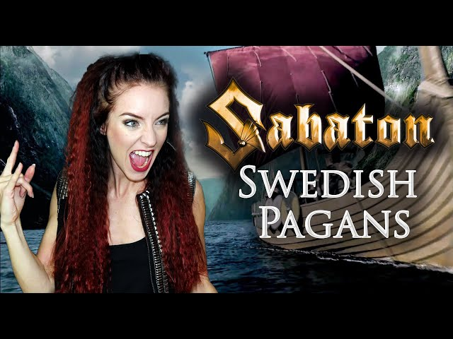 Sabaton - Swedish Pagans ( Cover by Minniva feat Quentin Cornet )