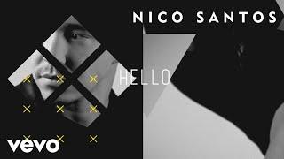 Nico Santos  Oh Hello (Lyric Video)