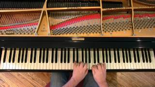MOZART: Sonata No. 5 in G, K. 283 (complete) | Cory Hall, pianist