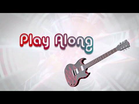 Play Along (Fancy Fingers) Guitar Tutorial - AWINJA