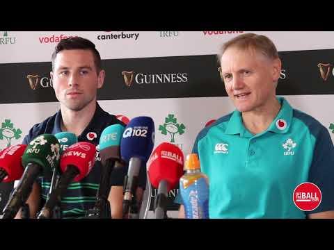 Joe Schmidt reveals announcement on Ireland future for early next week
