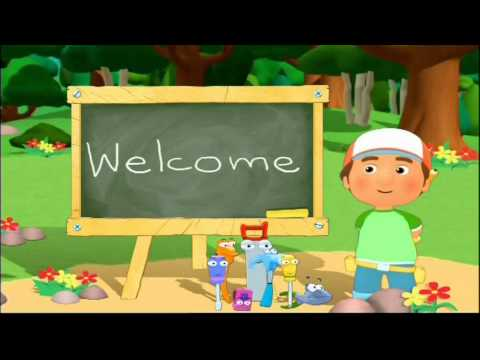 Playhouse Disney Sweden - HANDY MANNY : ENGLISH CLASS - Promo