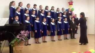 Сводный старший хор ДМШ #6