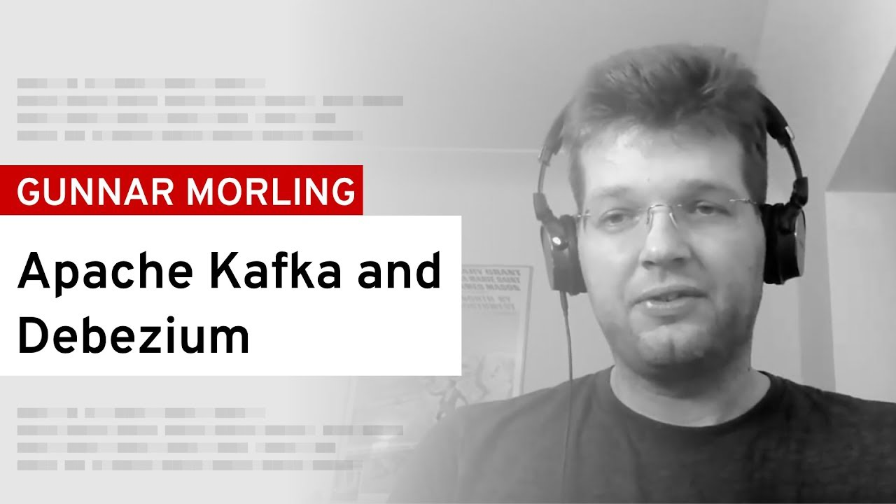 Apache Kafka and Debezium | DevNation Live