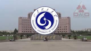 Видео о Шаньдунском политехническом университете