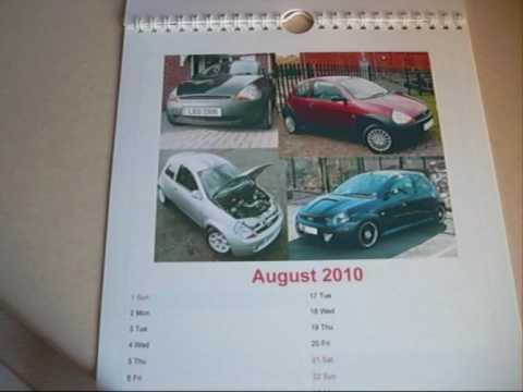 Ka Calendar Ford Ka Owners Club Uk