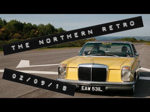 The Northern Retro Show Promo (02/09/18)