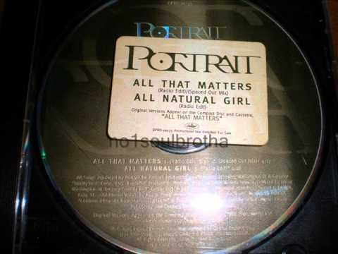 """Portrait """"All That Matters"""" (Spaced Out Mix) Mp3"""