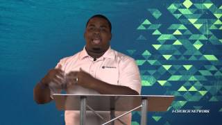 I-Church Network Minister Jason Bowie