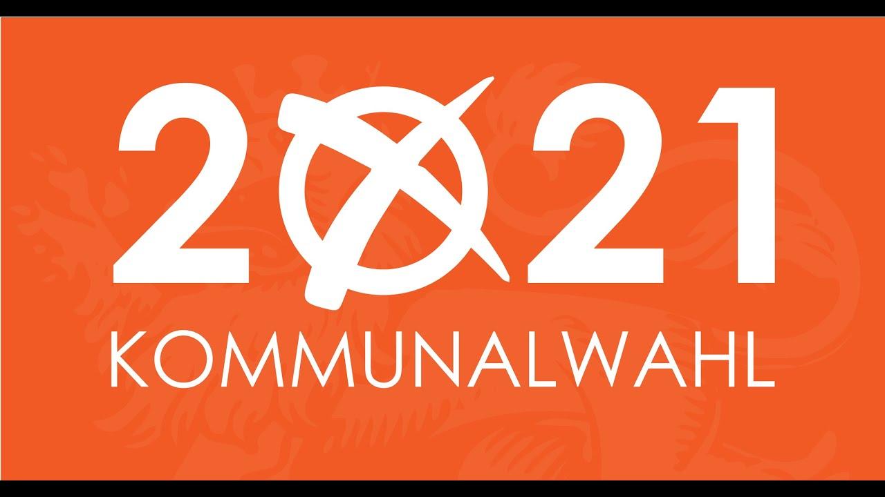 Wahlergebnis Kommunalwahl 2021