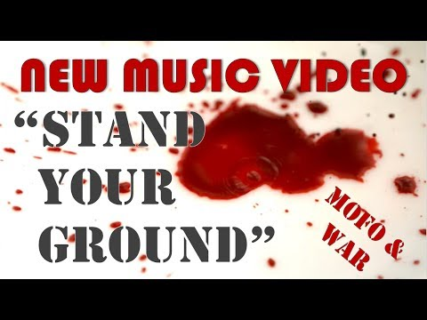 NEW PROTEST SONG - Stand Your Ground