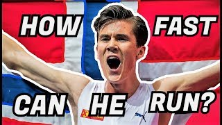 JAKOB INGEBRIGTSEN - HOW FAST CAN HE RUN?