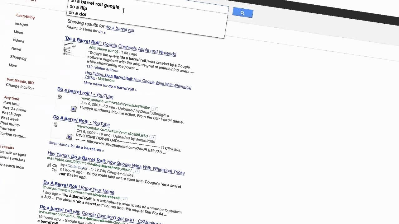 google search trick enter