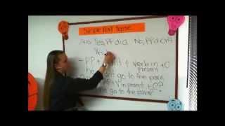 Conferencia: Aprende a escribir las estructuras del idioma inglés