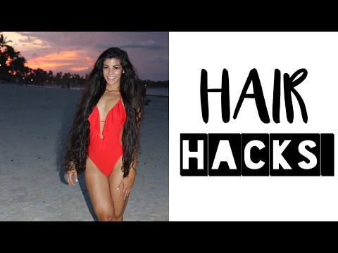 THE REAL WAY TO GET LONG HEALTHY HAIR