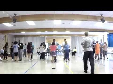 GAVRILOV DANCE- Benway School Summer Workshop 2016 Salsa