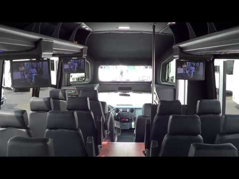 northwest-bus-sales---new-2013-ford-f550-ameritrans-28-pass-w/-rear-luggage-for-sale---s94299