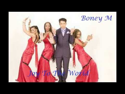 Boney M – Joy To The World