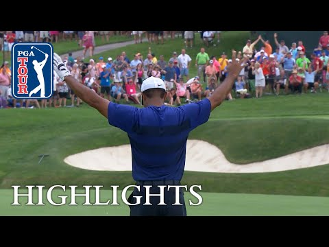 Tiger Woods' Round 2 highlights from the Memorial
