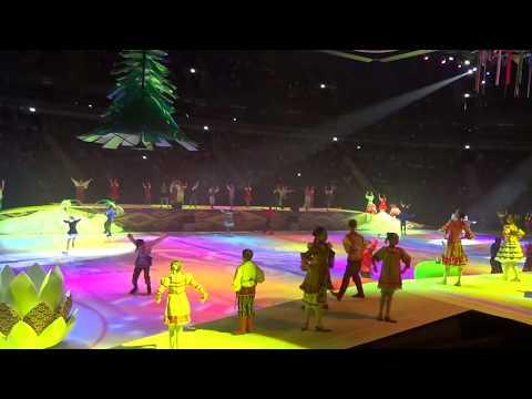 Новогоднее ледовое шоу Авербуха сказка 12 месяцев! 421