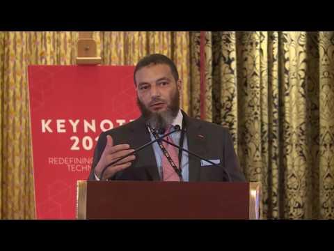 Dr. Cherif Belbel - ANX / Ebitx - Keynote 2016 Dubai