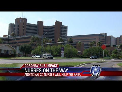 Nurses Headed To Nueces County