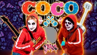 Just Dance 2019 UN POCO LOCO Disney's Coco | Cosplay gameplay thumbnail