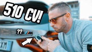 UN MOSTRO DI BMW PER IL RALLY DI MONZA 2019! 510 CAVALLI!
