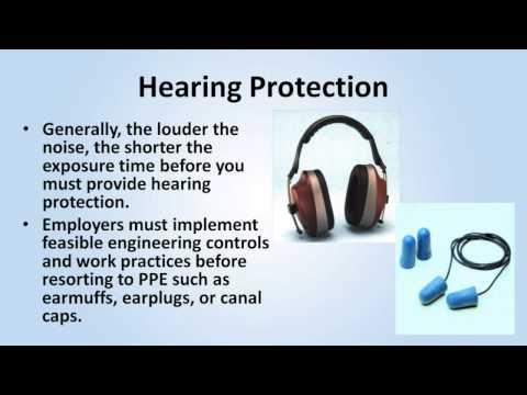 OSHA Compliant Personal Protective Equipment