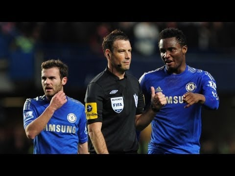 Chelsea and Mark Clattenburg, what can happen next?