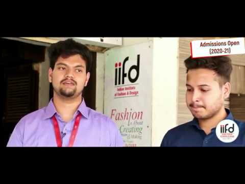 Iifd Indian Institute Of Fashion Design Admissions Open 2020 21 100 Placements Youtube