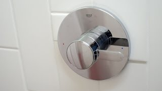 Novice Experience - Grohe GrohFlex Rough-In Box and Valve Kit Installation
