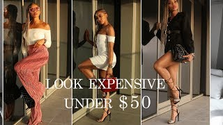Lookbook:Look Expensive  and stylish on the BUDGET Ft JLUXLABEL