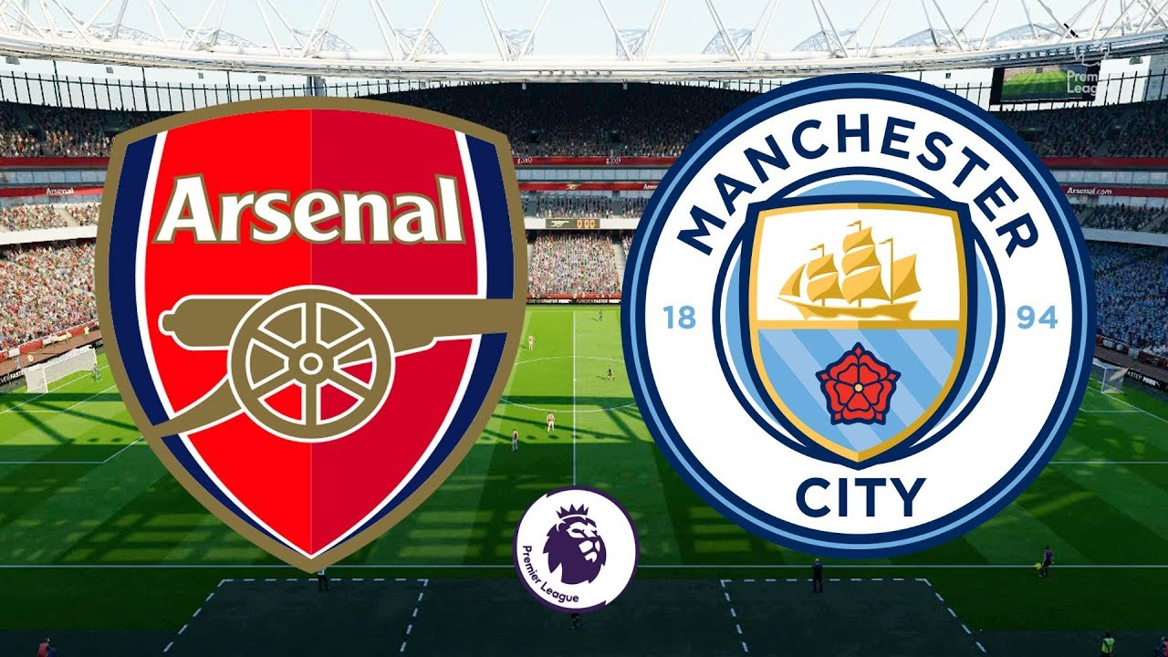 Premier League 2018 19 Arsenal Vs Manchester City 12 08 18 Fifa 18 Youtube