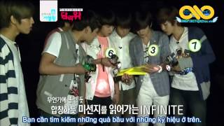 [Vsub] [INSPIRIT@kites.vn] INFINITE -  Ranking King Ep 10