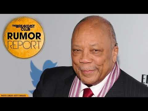 Quincy Jones Says Michael Jackson Was 'Greedy' And Stole Other People's Music