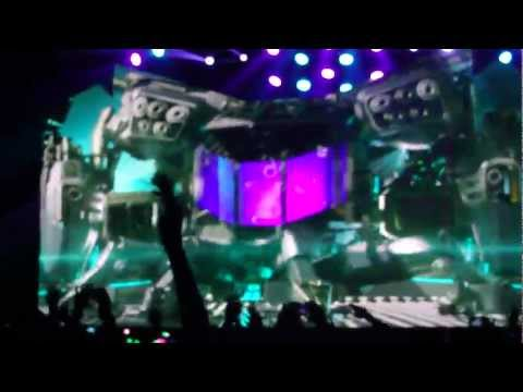 The Execution Tour:Excision - Execute live at San Jose Civic Auditorium. [HD]