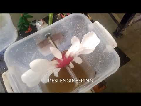 HYDRO POWER PLANT ( WORKING MODEL) PROJECT