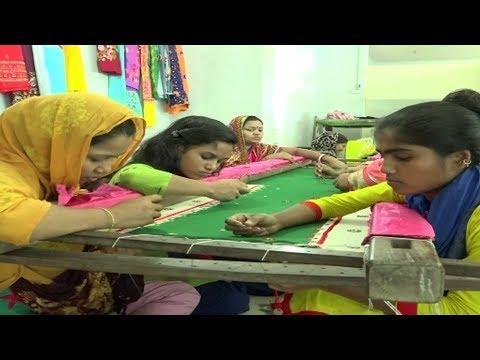 হাতের কাজে শত শত নারীর ভাগ্য বদল | Hand Made Products | Handicraft